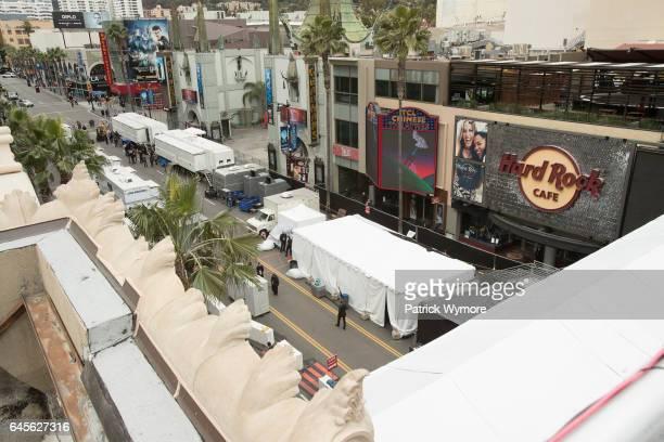 THE OSCARS The 89th Oscars broadcasts live on Oscar SUNDAY FEBRUARY 26 on the ABC Television Network