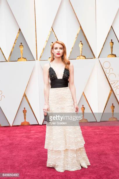 THE OSCARS The 89th Oscars broadcasts live on Oscar SUNDAY FEBRUARY 26 on the ABC Television Network ROBERTS