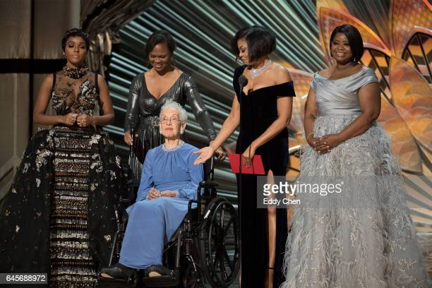 THE OSCARS The 89th Oscars broadcasts live on Oscar SUNDAY FEBRUARY 26 on the Walt Disney Television via Getty Images Television Network SPENCER