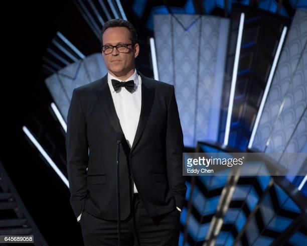THE OSCARS The 89th Oscars broadcasts live on Oscar SUNDAY FEBRUARY 26 on the ABC Television Network VAUGHN