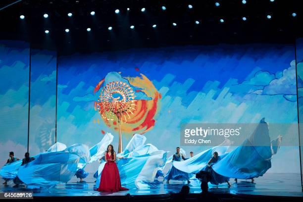THE OSCARS The 89th Oscars broadcasts live on Oscar SUNDAY FEBRUARY 26 on the ABC Television Network I