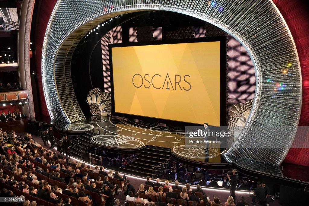 THE OSCARS(r) - The 89th Oscars(r) broadcasts live on Oscar(r) SUNDAY, FEBRUARY 26, 2017, on the ABC Television Network. KIMMEL