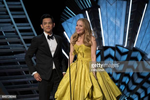 THE OSCARS The 89th Oscars broadcasts live on Oscar SUNDAY FEBRUARY 26 on the Walt Disney Television via Getty Images Television Network MANN