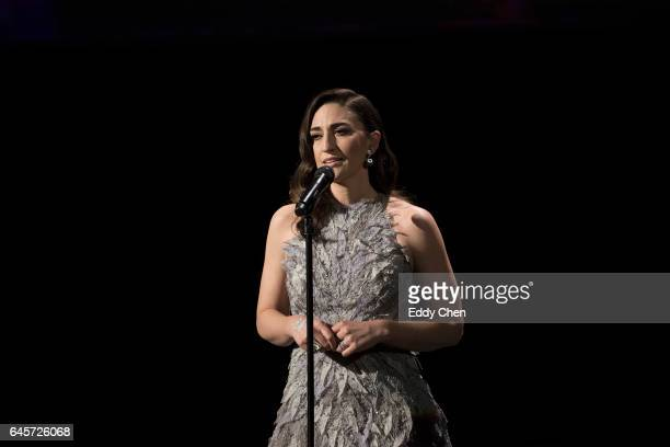 THE OSCARS The 89th Oscars broadcasts live on Oscar SUNDAY FEBRUARY 26 on the ABC Television Network BAREILLES