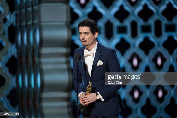 THE OSCARS The 89th Oscars broadcasts live on Oscar SUNDAY FEBRUARY 26 on the Walt Disney Television via Getty Images Television Network CHAZELLE