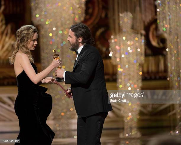 THE OSCARS The 89th Oscars broadcasts live on Oscar SUNDAY FEBRUARY 26 on the Walt Disney Television via Getty Images Television Network AFFLECK