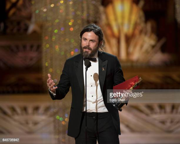 The 89th Oscars broadcasts live on Oscar SUNDAY, FEBRUARY 26 on the Walt Disney Television via Getty Images Television Network. CASEY AFFLECK