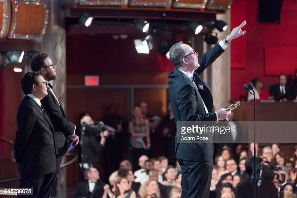 THE OSCARS The 89th Oscars broadcasts live on Oscar SUNDAY FEBRUARY 26 on the Walt Disney Television via Getty Images Television Network GILBERT