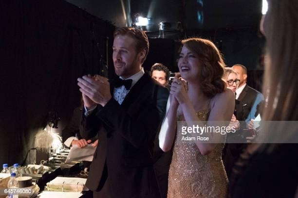 THE OSCARS The 89th Oscars broadcasts live on Oscar SUNDAY FEBRUARY 26 on the ABC Television Network STONE