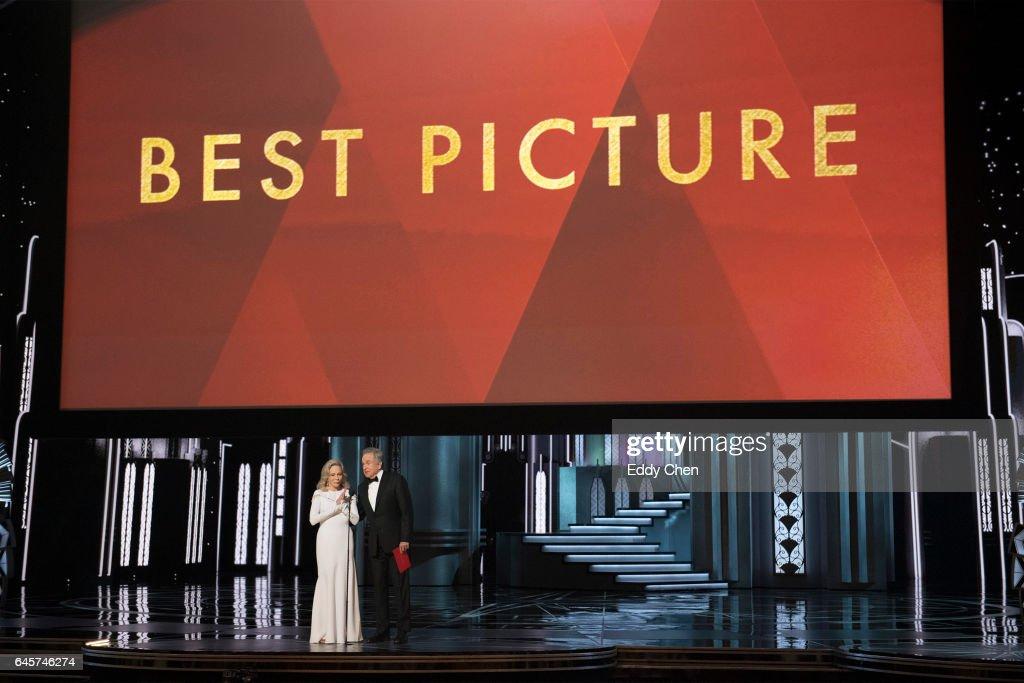 ABC's Coverage Of The 89th Annual Academy Awards : Foto di attualità