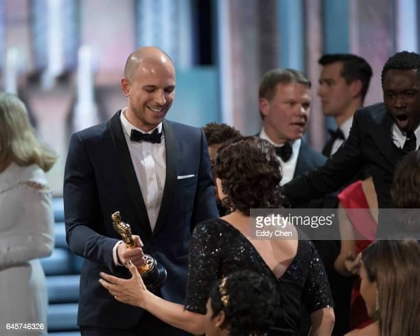 THE OSCARS The 89th Oscars broadcasts live on Oscar SUNDAY FEBRUARY 26 on the Walt Disney Television via Getty Images Television Network CULLINAN