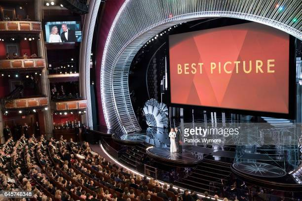 THE OSCARS The 89th Oscars broadcasts live on Oscar SUNDAY FEBRUARY 26 on the Walt Disney Television via Getty Images Television Network BEATTY