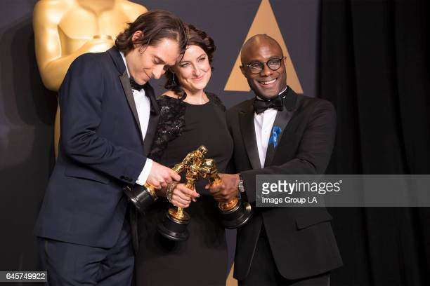 THE OSCARS The 89th Oscars broadcasts live on Oscar SUNDAY FEBRUARY 26 on the Walt Disney Television via Getty Images Television Network JENKINS