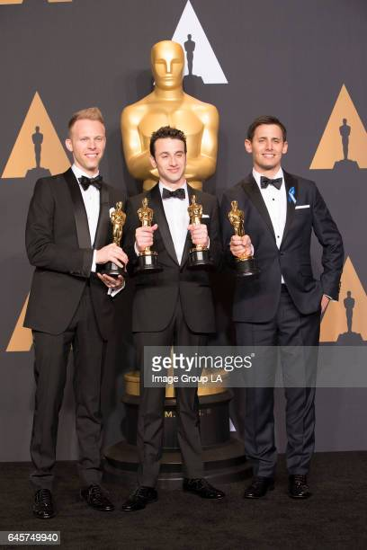 THE OSCARS The 89th Oscars broadcasts live on Oscar SUNDAY FEBRUARY 26 on the Walt Disney Television via Getty Images Television Network PASEK