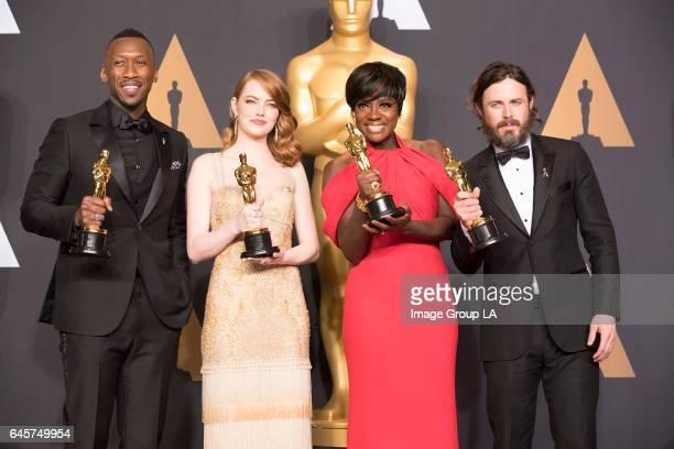 THE OSCARS The 89th Oscars broadcasts live on Oscar SUNDAY FEBRUARY 26 on the ABC Television Network AFFLECK