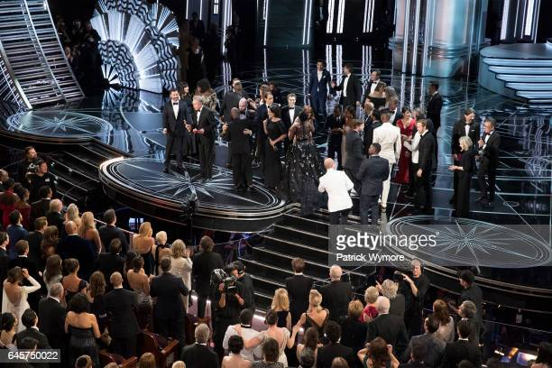 THE OSCARS The 89th Oscars broadcasts live on Oscar SUNDAY FEBRUARY 26 on the Walt Disney Television via Getty Images Television Network CREW