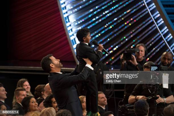 THE OSCARS The 89th Oscars broadcasts live on Oscar SUNDAY FEBRUARY 26 on the Walt Disney Television via Getty Images Television Network PAWAR