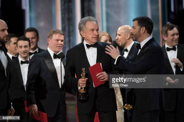 THE OSCARS The 89th Oscars broadcasts live on Oscar SUNDAY FEBRUARY 26 on the Walt Disney Television via Getty Images Television Network KIMMEL