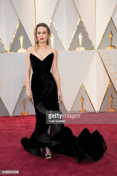 THE OSCARS The 89th Oscars broadcasts live on Oscar SUNDAY FEBRUARY 26 on the Walt Disney Television via Getty Images Television Network LARSON