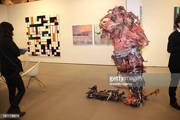 The 8th edition of the international contemporary art fair, 'Contemporary Istanbul' starts on November 6, 2013 at the Lutfi Kirdar International...