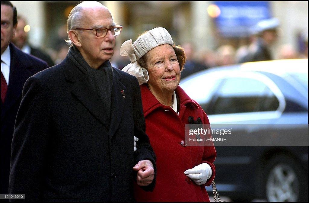 The 90Th Birthday Of Otto Von Habsburg In Vienna, Austria On November 20, 2002. : News Photo