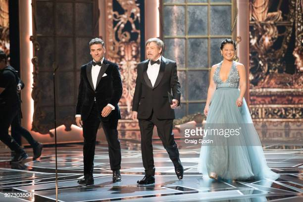 THE OSCARS The 90th Oscars broadcasts live on Oscar SUNDAY MARCH 4 at the Dolby Theatre® at Hollywood Highland Center® in Hollywood on the ABC...