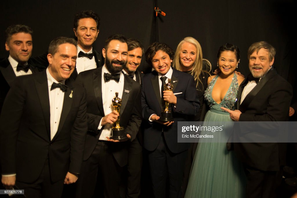 THE OSCARS(r) - The 90th Oscars(r) broadcasts live on Oscar(r) SUNDAY, MARCH 4, 2018, at the Dolby Theatre® at Hollywood & Highland Center® in Hollywood, on the ABC Television Network. HAMILL
