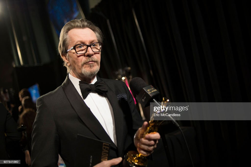 ABC's Coverage Of The 90th Annual Academy Awards – Backstage : News Photo