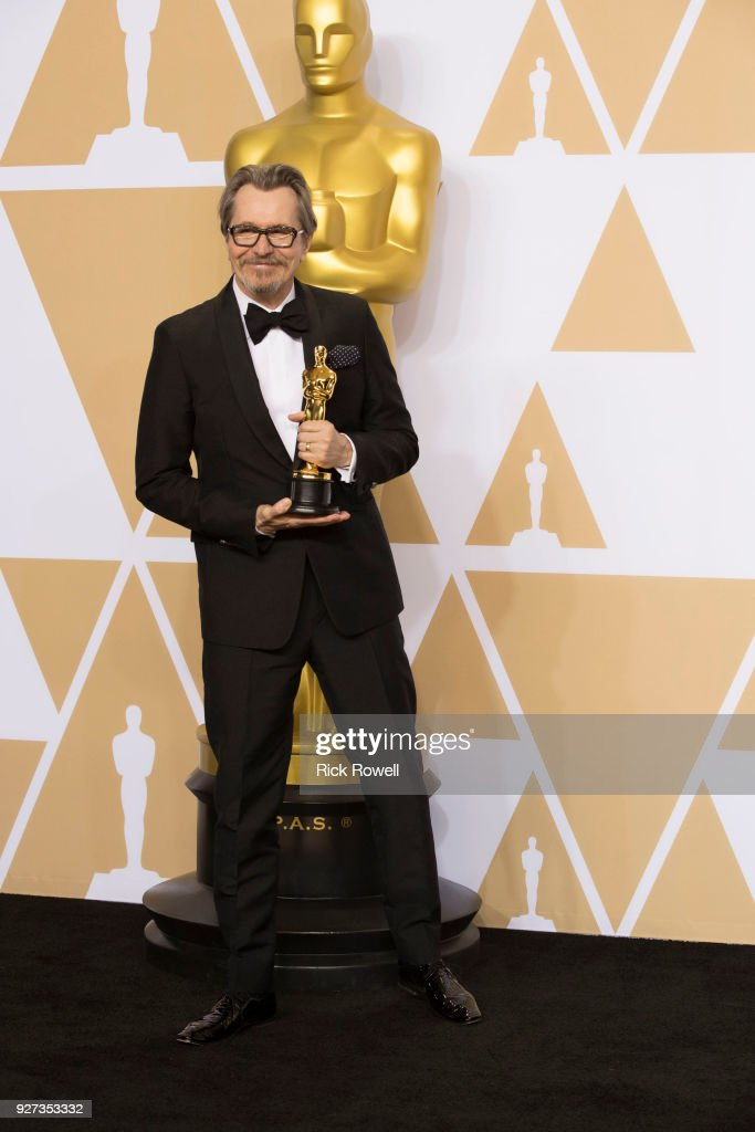 THE OSCARS(r) - The 90th Oscars(r) broadcasts live on Oscar(r) SUNDAY, MARCH 4, 2018, at the Dolby Theatre® at Hollywood & Highland Center® in Hollywood, on the ABC Television Network. OLDMAN