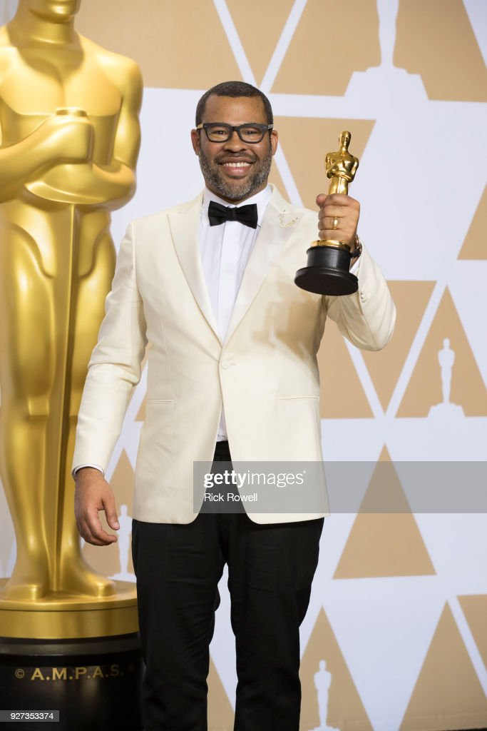 THE OSCARS(r) - The 90th Oscars(r) broadcasts live on Oscar(r) SUNDAY, MARCH 4, 2018, at the Dolby Theatre® at Hollywood & Highland Center® in Hollywood, on the ABC Television Network. PEELE