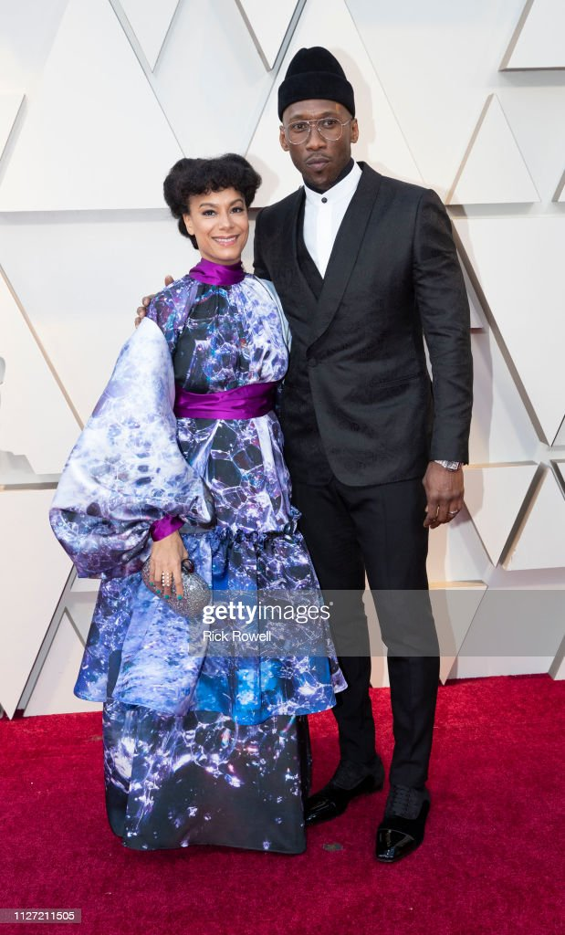 ABC's Coverage Of The 91st Annual Academy Awards - Red Carpet : News Photo