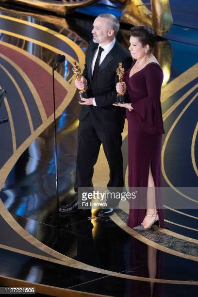 THE OSCARS® The 91st Oscars® broadcasts live on Sunday Feb 24 at the Dolby Theatre® at Hollywood Highland Center® in Hollywood and will be televised...