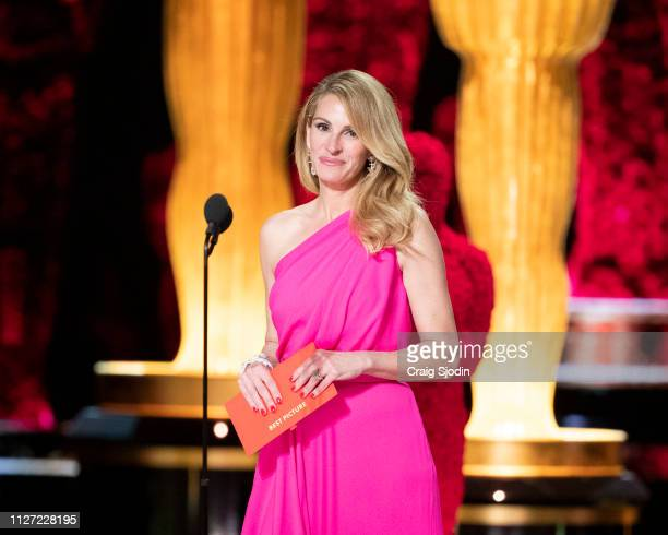 The 91st Oscars® broadcasts live on Sunday, Feb. 24 at the Dolby Theatre® at Hollywood & Highland Center® in Hollywood and will be televised live on...