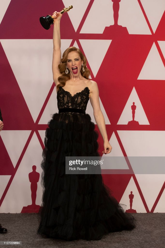 ABC's Coverage Of The 91st Annual Academy Awards - Press Room : News Photo