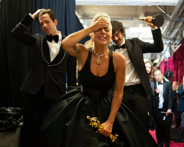 CA: ABC's Coverage Of The 91st Annual Academy Awards - Backstage