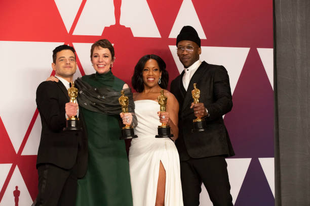 CA: ABC's Coverage Of The 91st Annual Academy Awards - Press Room