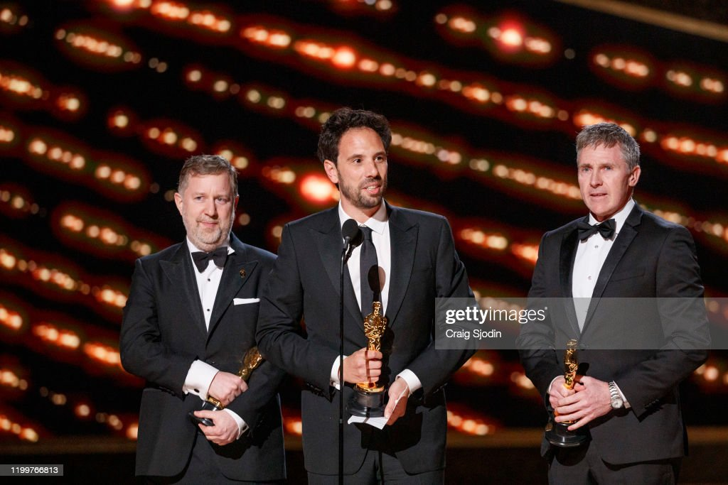 ABC's Coverage Of The 92nd Annual Academy Awards - Show : News Photo