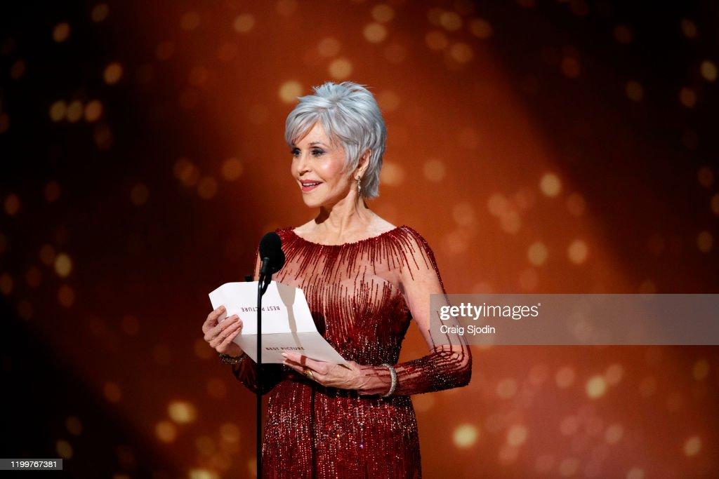ABC's Coverage Of The 92nd Annual Academy Awards - Show : Foto di attualità