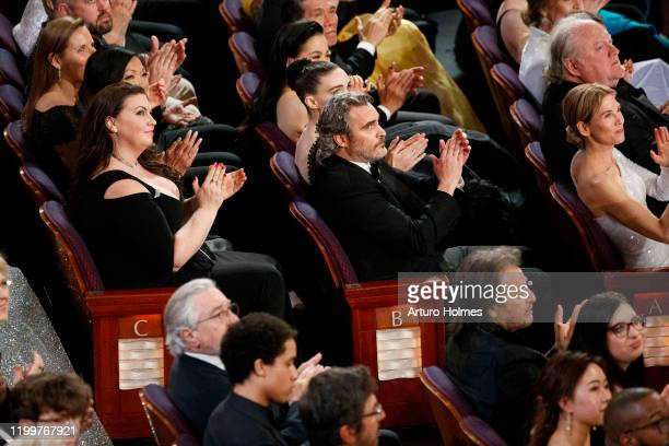The 92nd Oscars® broadcasts live on Sunday, Feb. 9,2020 at the Dolby Theatre® at Hollywood & Highland Center® in Hollywood and will be televised live...