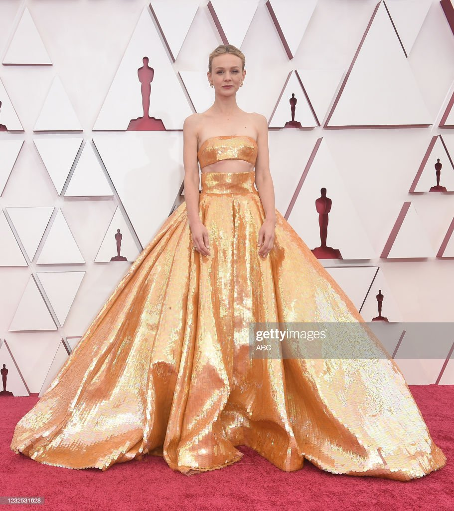 ABC's Coverage Of The 93rd Annual Academy Awards - Red Carpet : Photo d'actualité