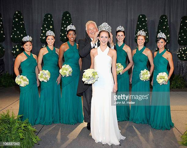 The 93rd Rose Queen Coronation and her Royal Court Rose Princess Tenaya Miyoko Senzaki Rose Princess Tatyane Anaid Berrios Rose Princess Jessica...