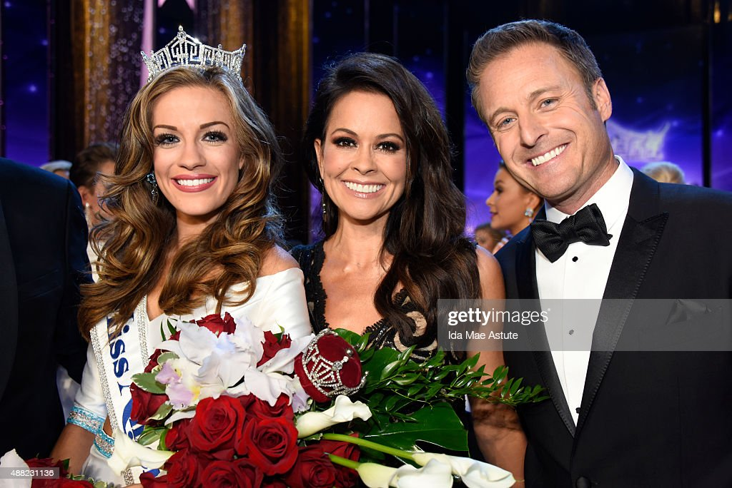ABC's Coverage of The 2016 Miss America Pageant : News Photo