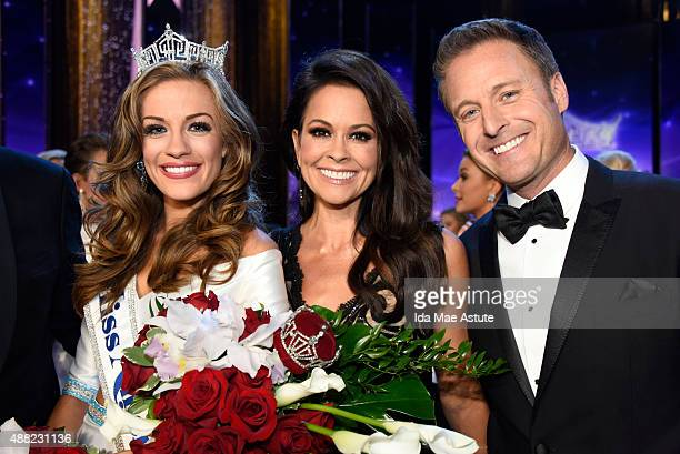 AMERICA 2016 The 95th Annual Miss America Pageant broadcasts live from Atlantic City's Boardwalk Hall on SUNDAY SEPT 13 airing on the Walt Disney...