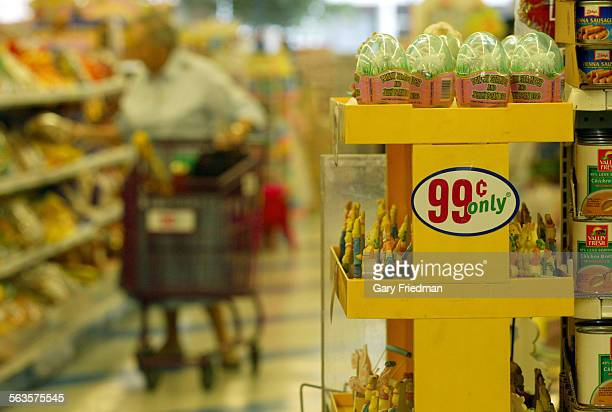 The 99 cents only store located at 6121 Wilshire Blvd sells everything for 99 cents They are now selling more electronic goods bridal items and even...