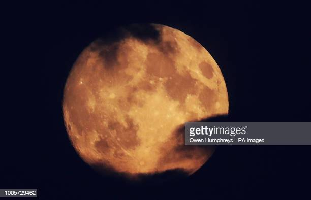 The 99% Waxing Gibbous moon over Whitley Bay ahead of Friday's Blood moon total lunar eclipse The longest lunar eclipse of the century is set to take...