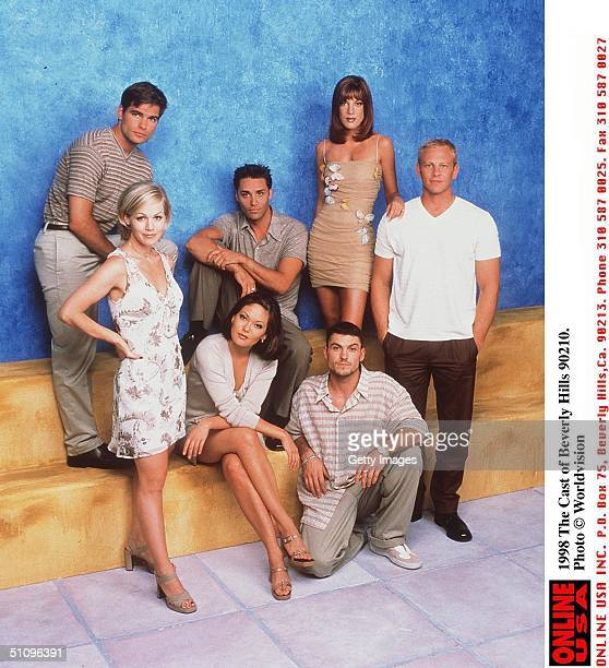 The 9h Year Of Beverly Hills 90210