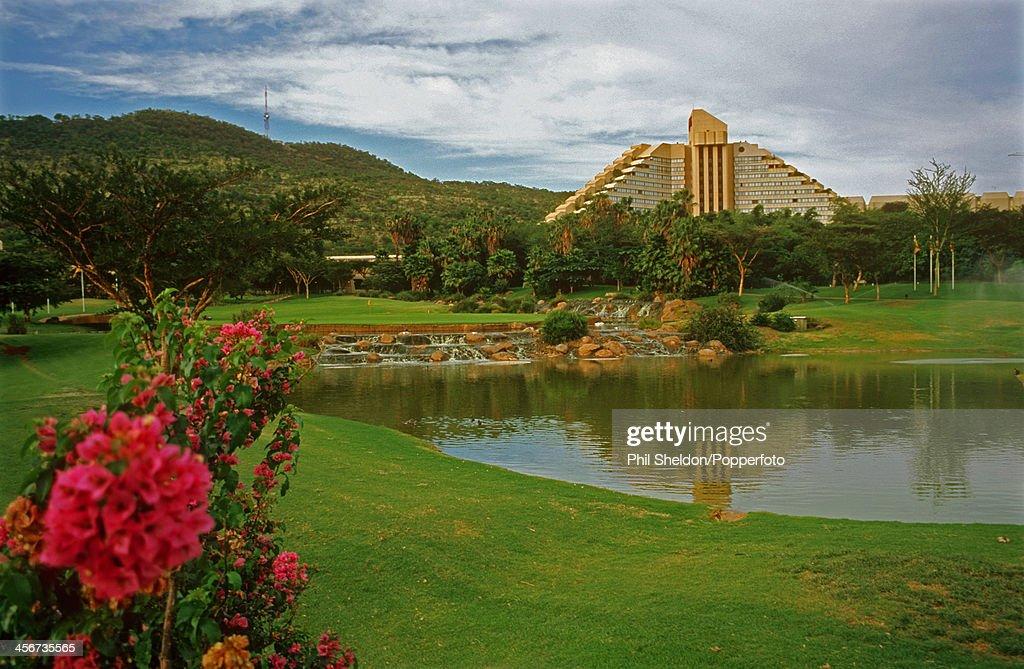 Sun City Hotel And Golf Course : News Photo