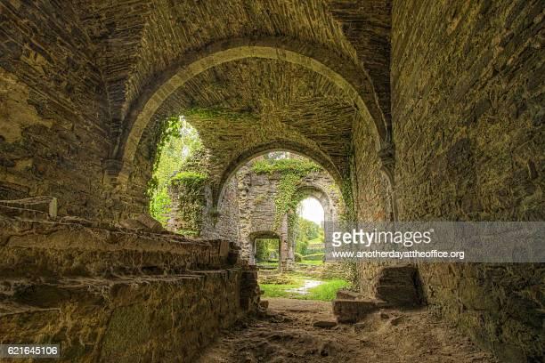 the abbey of villers la ville