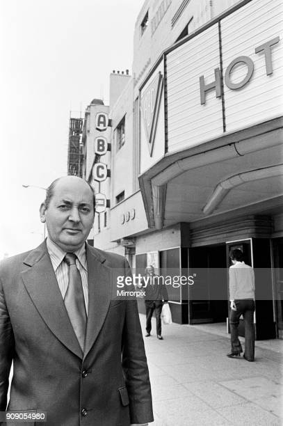 The ABC Cinema in Stockton, which is closing down, 1974.