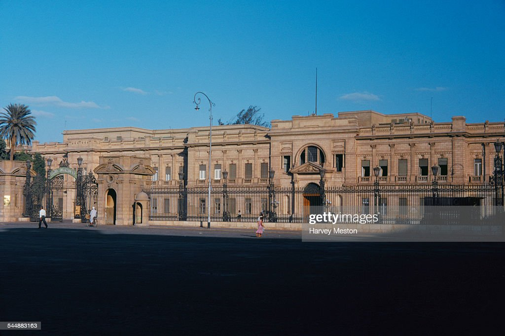 Abdeen Palace News Photo